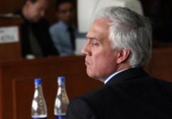 El ex alcalde de Bogotá, Samuel Moreno ahora pasará 24 años y ocho meses en prisión. Foto: Semana