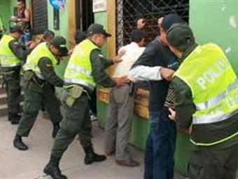 En Castilla, la labor de las autoridades y los operativos han dado resultados, hasta el momento no se han registrado homicidios . Foto: caracol.com.co