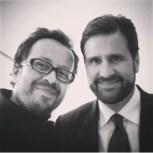Carlos Naranjo y Antonio Sola