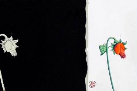 Pink floyd flower animation best artist of the year 2018 best pink floyd the wall flower scene images flower decoration ideas art loft animation art cels pink floyd the wall cels i the flowers in sensuel original mightylinksfo