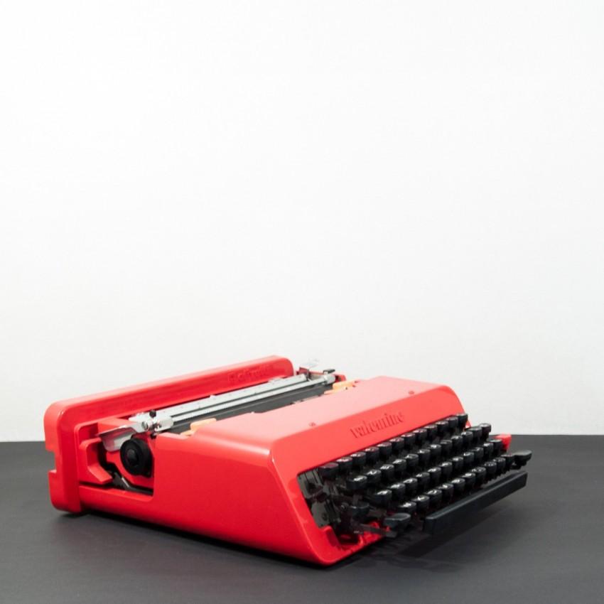 Machine Crire Valentine Ettore Sottsass Pour Olivetti