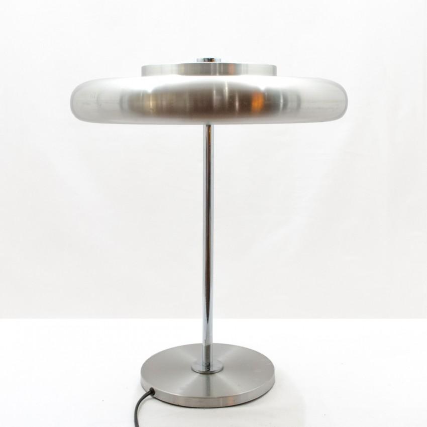 Lampe De Bureau En Inox