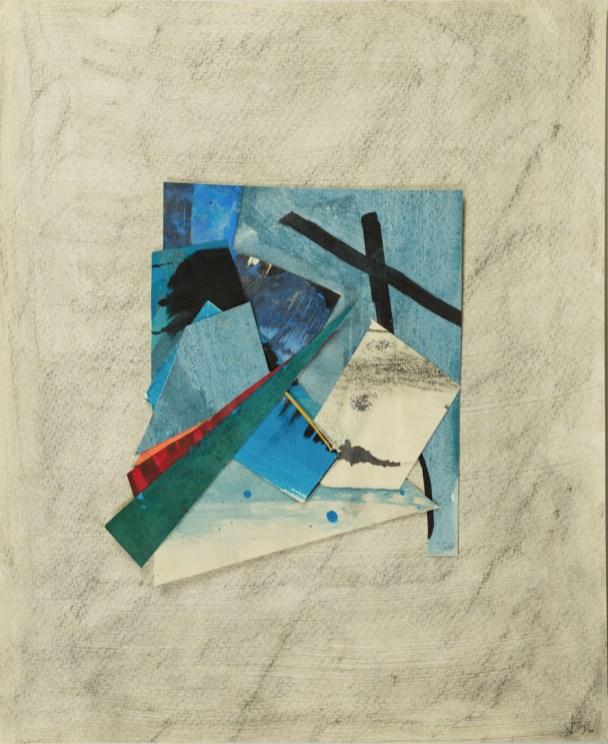 Veit Hofmann // Der Block Collage 1996