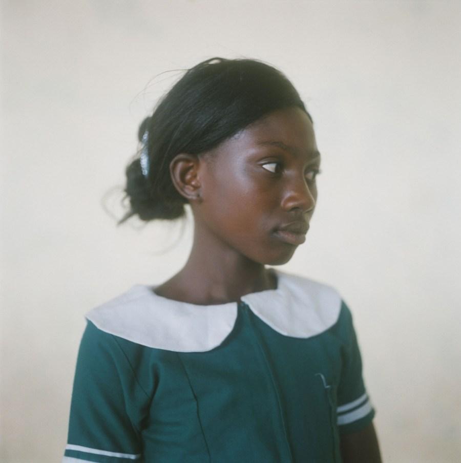 L'écolière '1', festival de Fetu Afahye, Ghana 2018