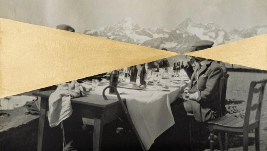"""""""Déjeuner Mont Blanc 2"""" - Ed. 2/5"""