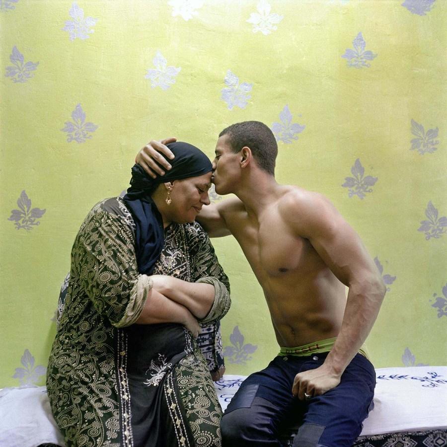 Islam et sa mère, 2013