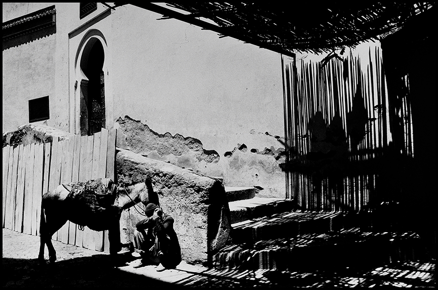 Bab Ghissa, Fès 1996
