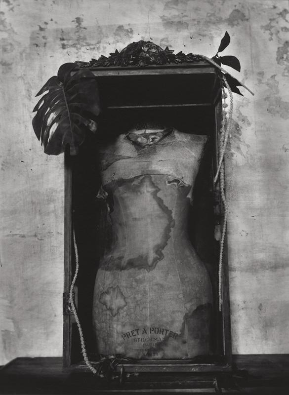 #27 Le buste, Passages ©Sara Imloul