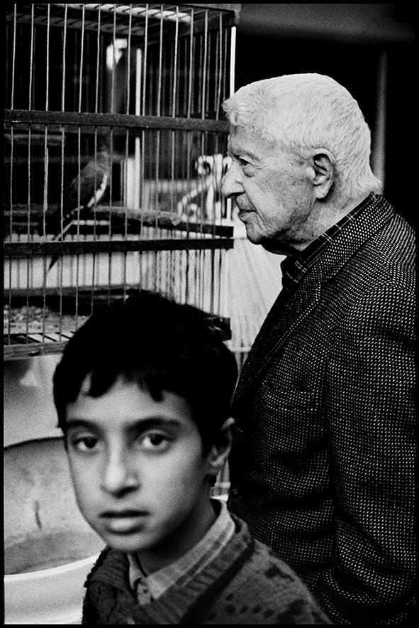 Paul Bowles, Tanger 1991
