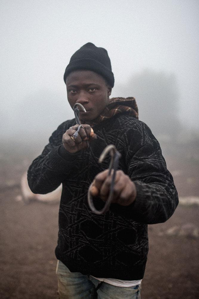 #43 - The migrant - Crochet-