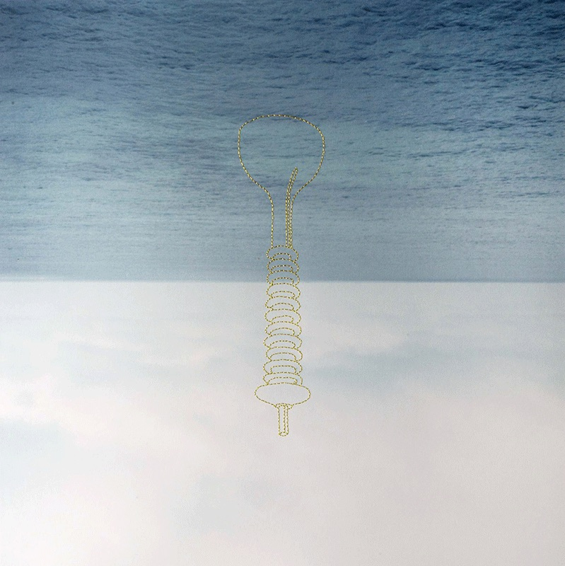 Janvier - 40 x 40 cm