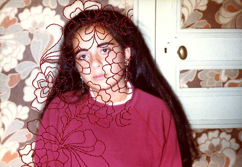 """""""La tapisserie -  L'adolescence"""""""