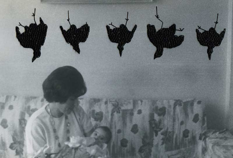 """""""Les oiseaux pendus - L'enfance marocaine"""""""