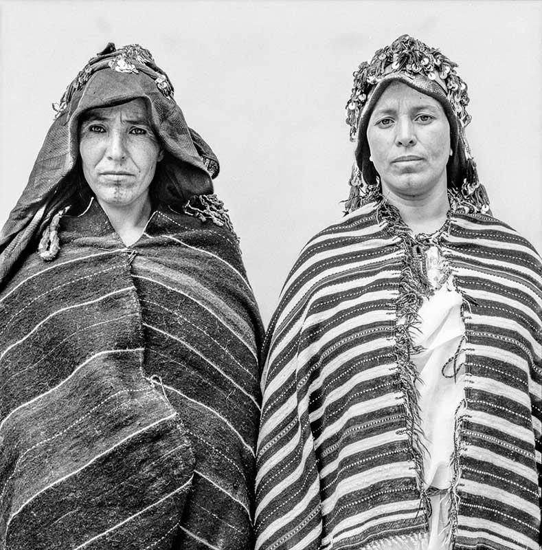 Ahidous Ait Hdidou, Marrakech, Juillet 2001