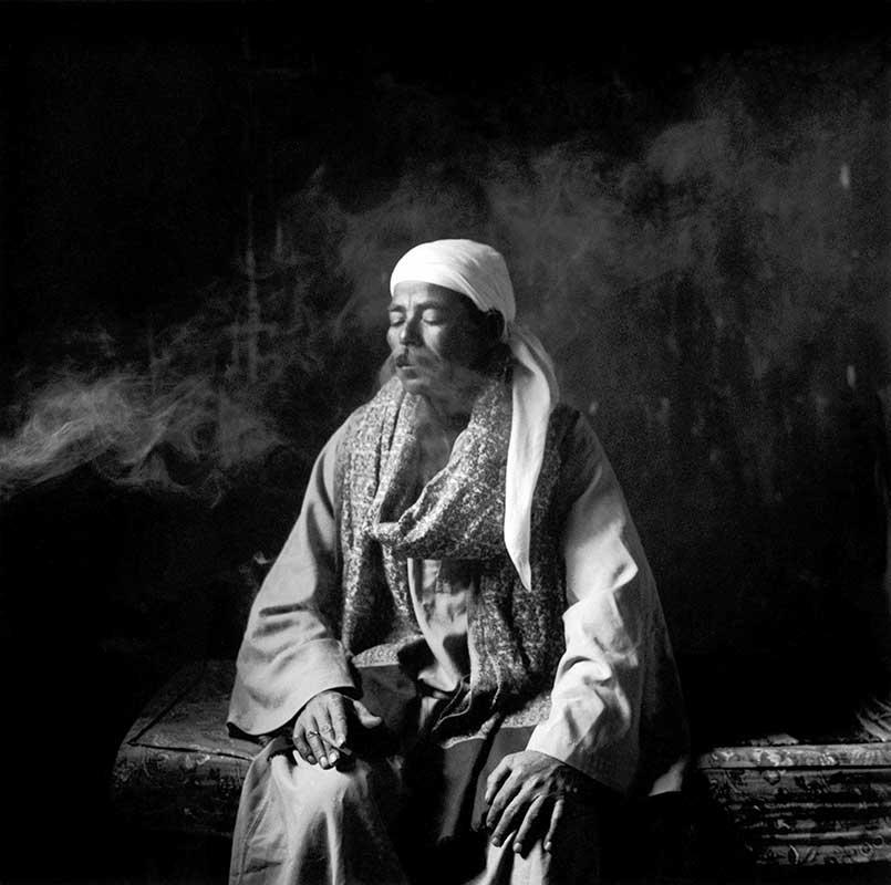 Ahmed à Saqqara