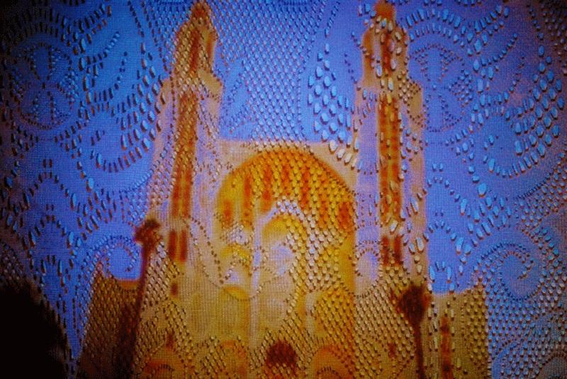 Casablanca mon amour #14 - 30 x 40 cm