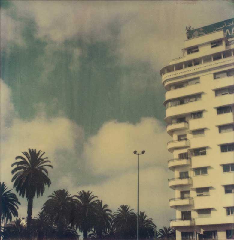 Casablanca #09, 2010 / Place des Nations Unies