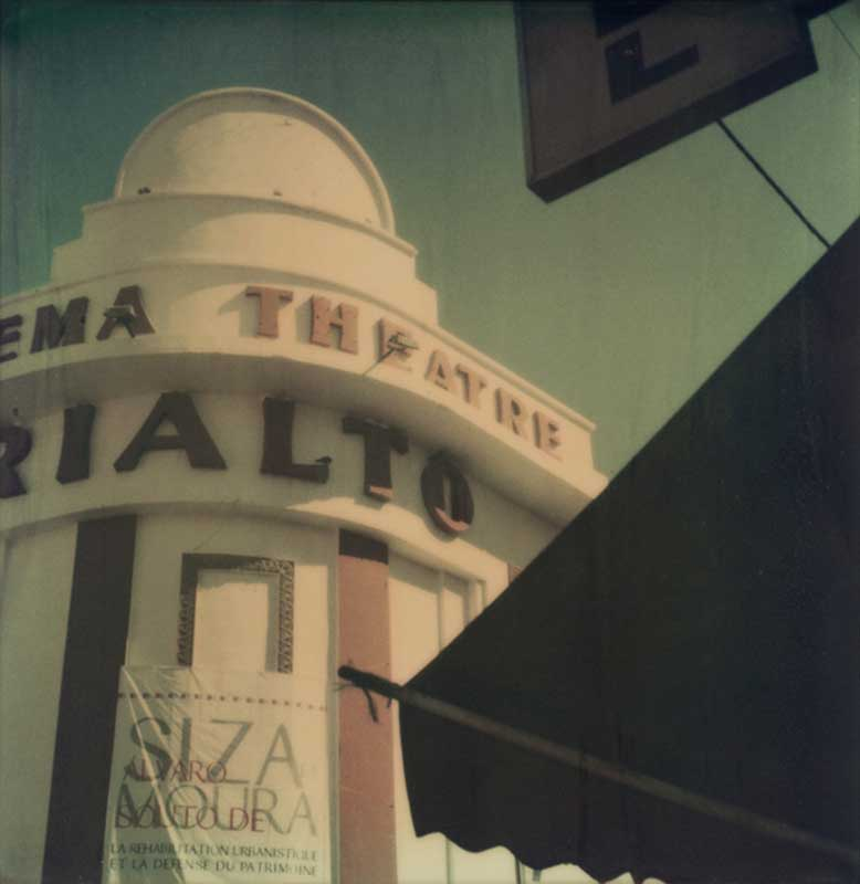 Casablanca #16, 2010 / Le cinéma Rialto