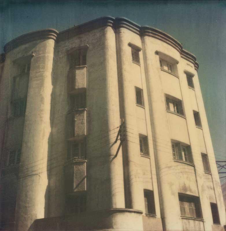 Casablanca #19, 2010 / L'immeuble Salamon Benalal