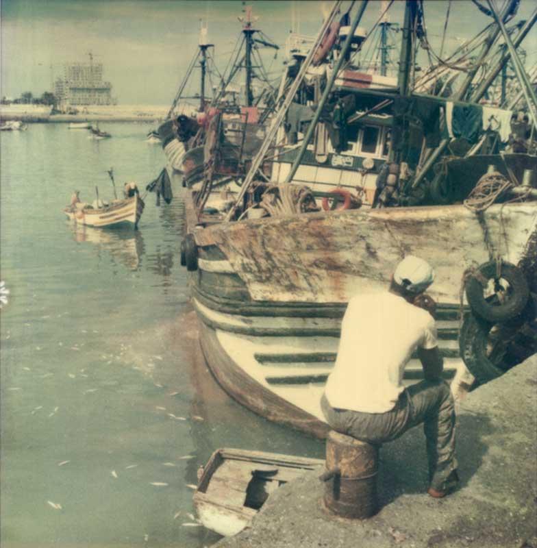 Casablanca #29, 2010 / Le port de pêche