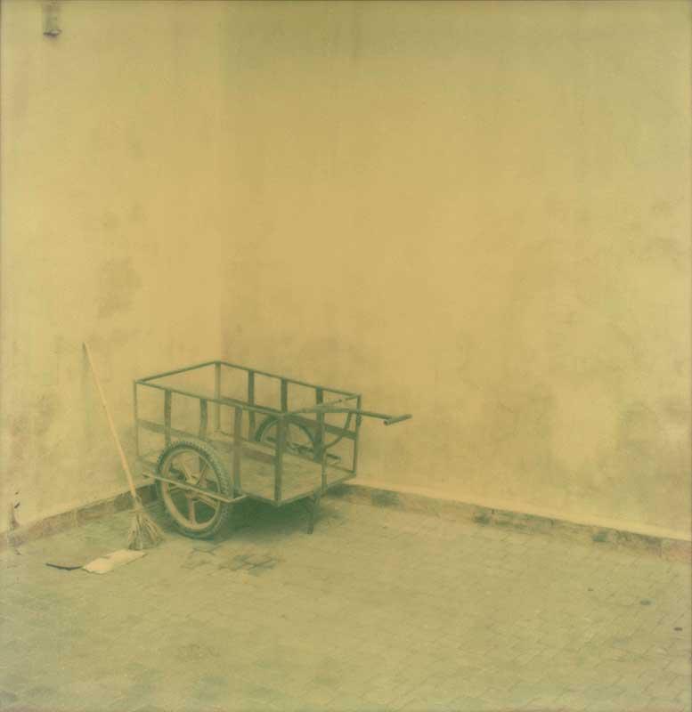 Maroc, Le chariot Marrakech