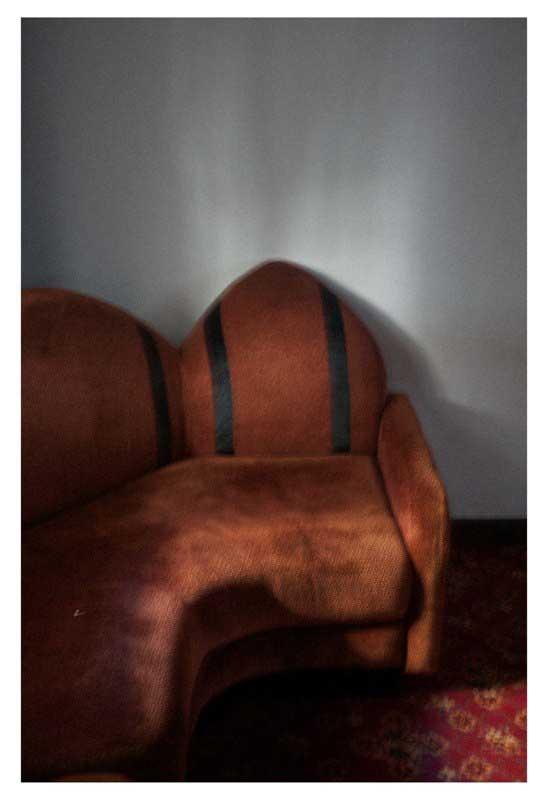 Le divan, hôtel Minzah