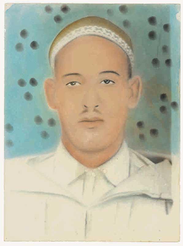 Portrait 19 - Collection Jean-Marc Tingaud