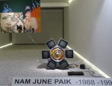 White Space – 2018 Sommer – Nam June PAIK