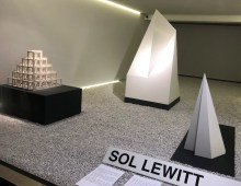 White Space – 2020 Winter – Sol LeWitt
