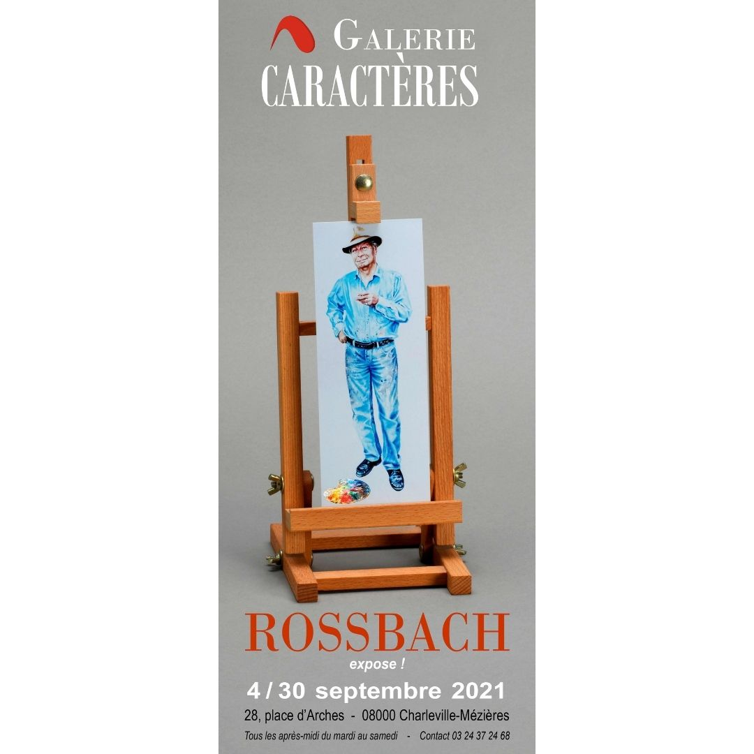You are currently viewing Expo : Jean-Jacques Rossbach
