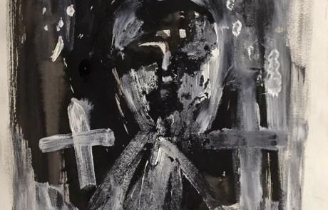 Gueule cassée - Thierry Chavenon No Man's Land - galerie JPHT 04