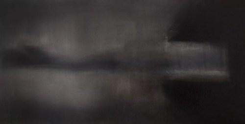 Marée salant - Thierry Chavenon 80 x 40 cm Huile sur toile de lin