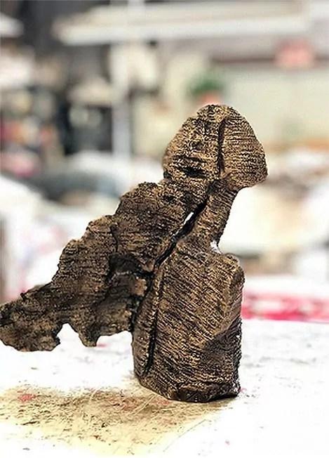 Muse sculpture en bronze Edition limitée