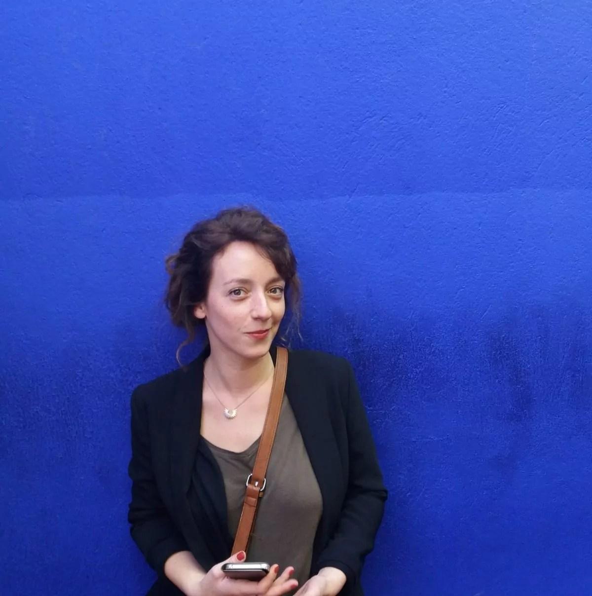 Audrey Rouvin artiste peintre et illustratrice
