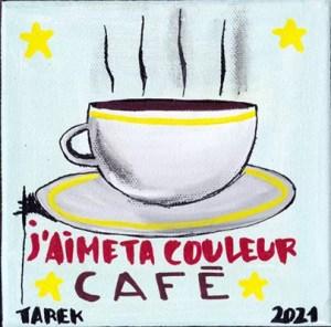 J'aime ta couleur café - Tarek - Gainsbourg - Galerie JPHT - 0011
