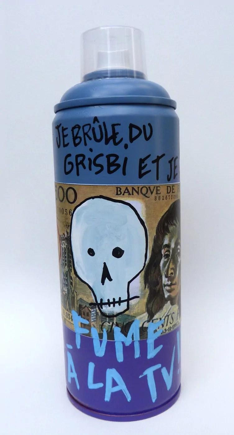 Je brule du grisbi - Tarek - Gainsbourg - Galerie JPHT - 0009