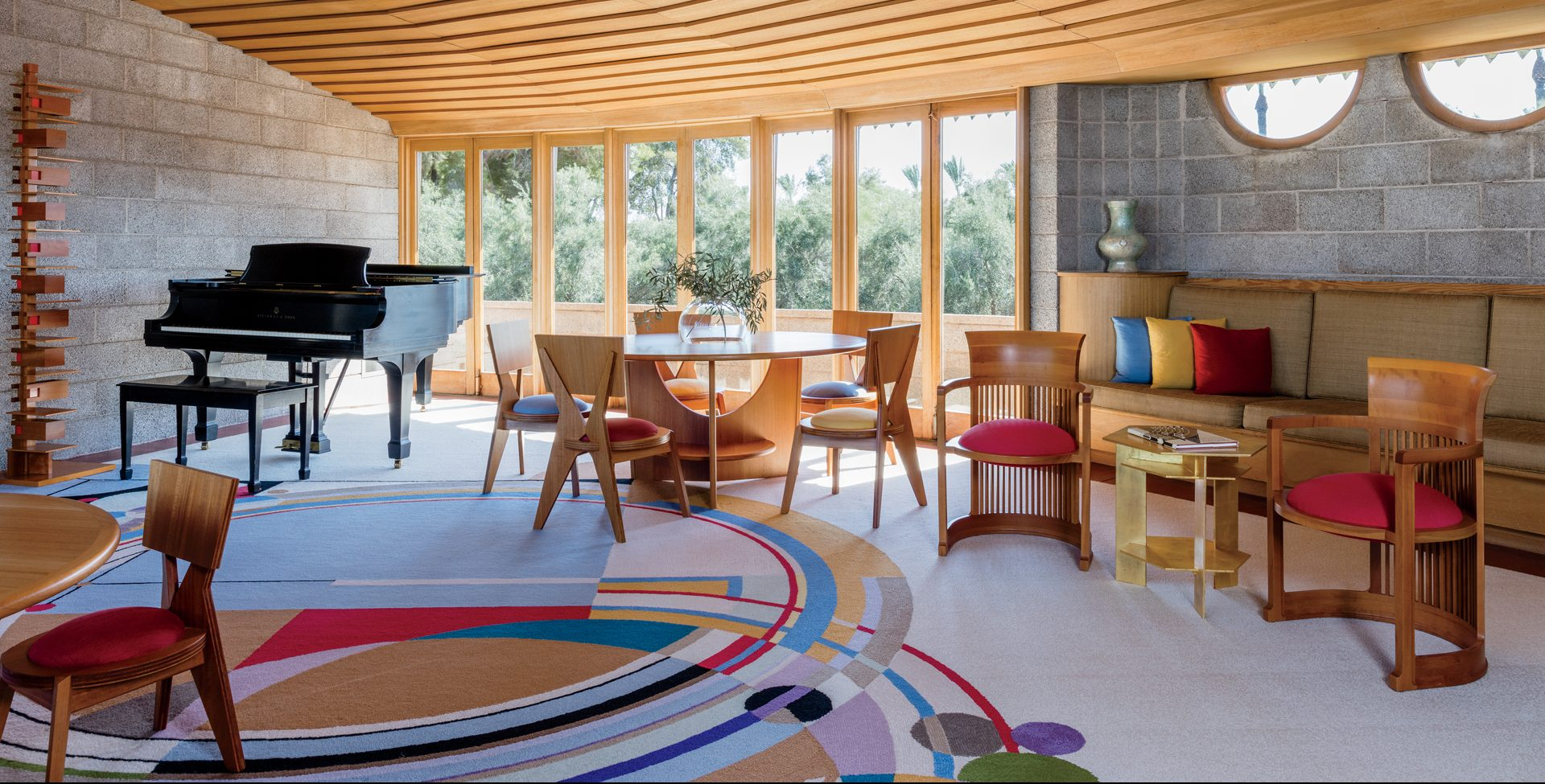 Discover Frank Lloyd Wright S Family Retreat