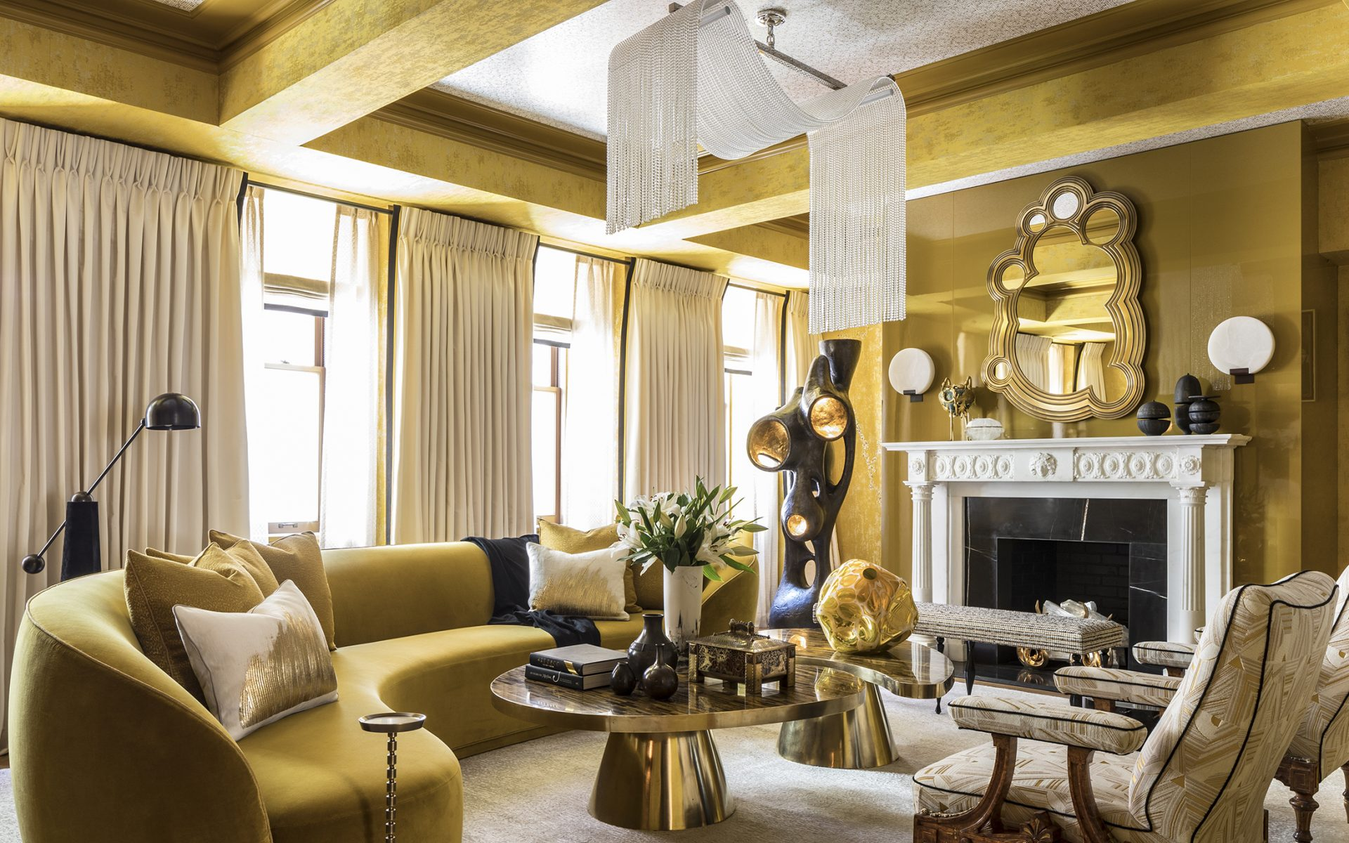 Tour The Kips Bay Decorator Show House 2018 Galerie