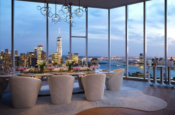 The View Downtown From Madison Square Park Tower S Triplex Photo Moso Studio