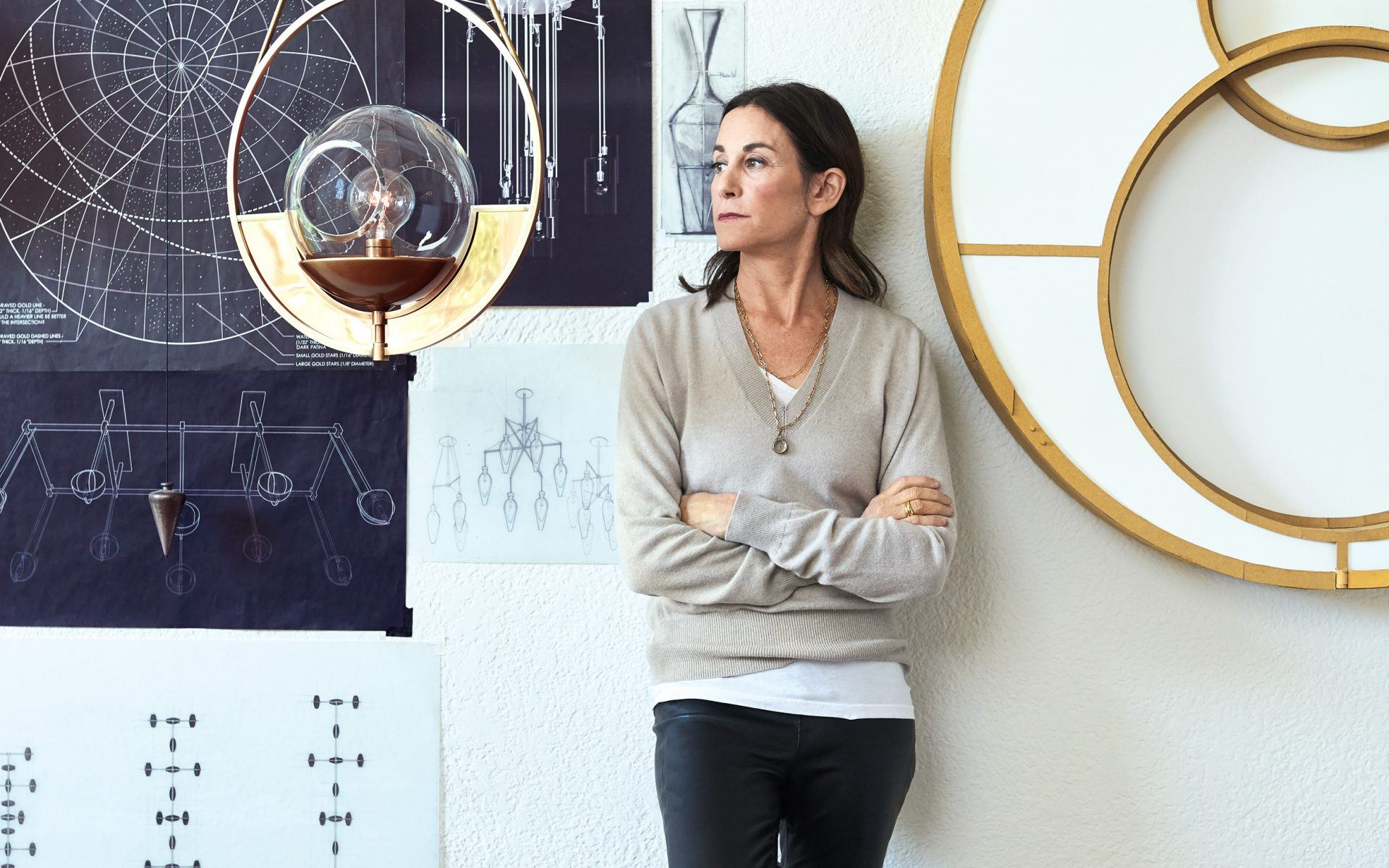 how galileo inspired alison berger s
