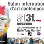 Galerie Manceau Art3F Lyon