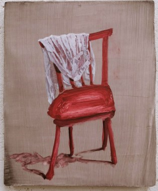 Chair and shirt