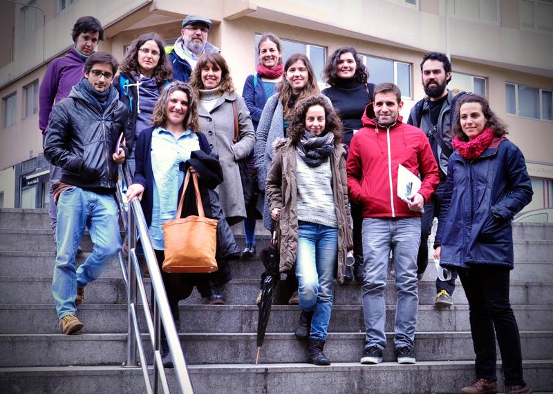 Na Asemblea Arquitectura Sen Fronteiras Galicia 2016