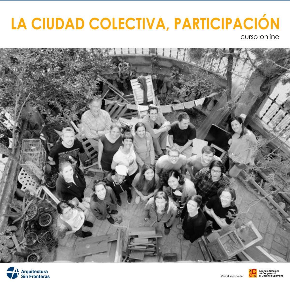 Curso La ciudad colectiva