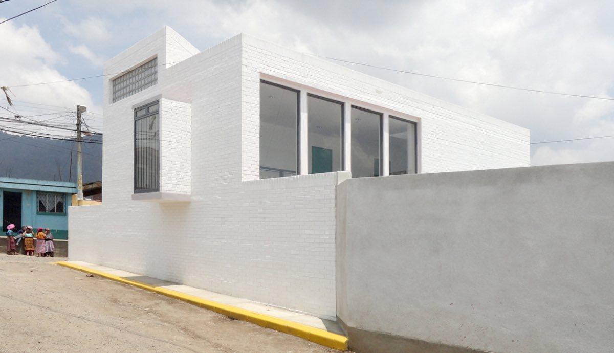 2014 Centro de Saúde de San Juan Ostuncalco