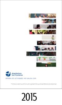 2015_ASFEG_Memoria de actividades