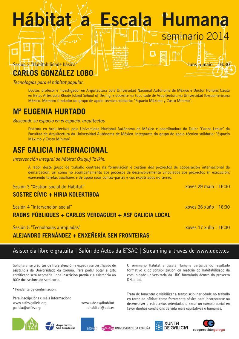 Cartel Seminario HaEH Sesión 2