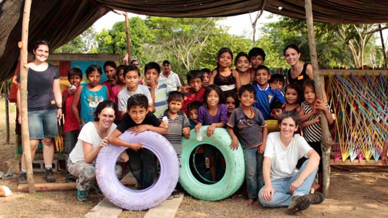 Deseño participativo en María del Mar