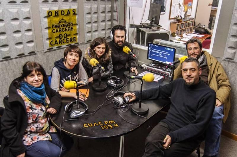 Invitadas nas Ondas do Cárcere, o programa de radio de Proxecto Cárcere