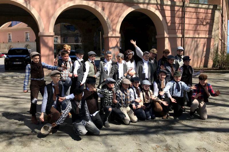 Grupo de Teatro do CEIP Labarta Pose de Baio
